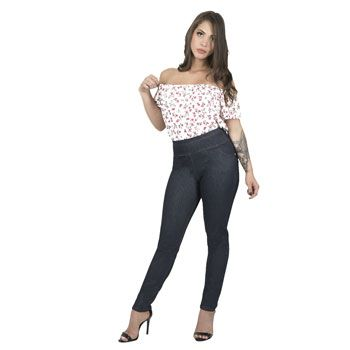 Calça Skinny Plus Size Catwalk 2170CO Jeans