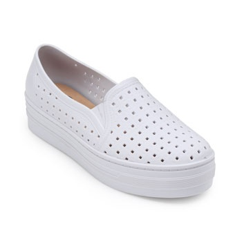 Slip On Giullia Infantil  GU19 702 Branco