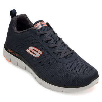 Tênis Skechers The Happs SK20-52185 Marinho TAM 44 ao 48