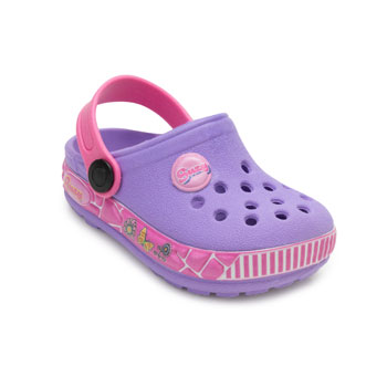 Chinelo Babuche Ted Car Baby TC19-1745 Lilás