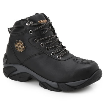Bota Adventure Motorcycle Wonder WO19-1050 Preto