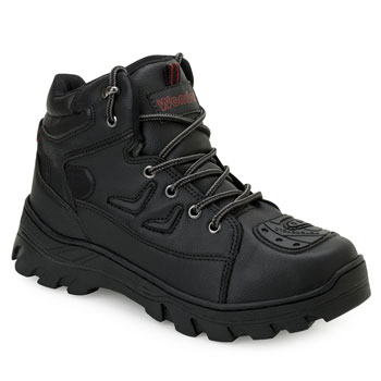 Bota Adventure Motorcycle Wonder WO20-1061 Preto